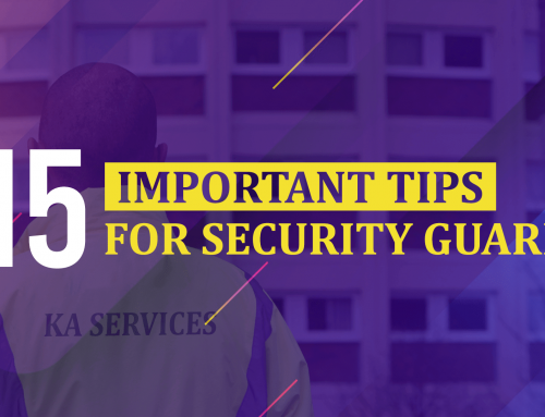 15 Important Tips For Security Guard