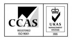 CCAS/UKAS-Logo