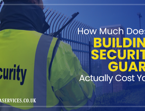 How Much Does A Building Security Guard Actually Cost You?